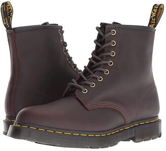 Dr. Martens 1460 Wintergrip (Black Snowplow Waterproof) Men's Boots