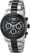 Invicta Men's 6934 Speedway Collection Chronograph and Silver Stainless Steel Watch