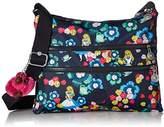 Kipling Disney Alice in Wonderland Collection Alvar Printed Crossbody Bag