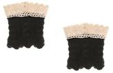 MeMoi Crochet Girls Boot Cuffs