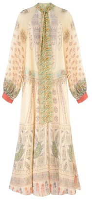 Etro Chiffon Maxi Dress