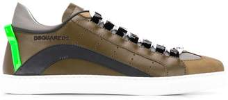 DSQUARED2 551 lace-up sneakers