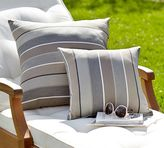 Pottery Barn Sunbrella®; Milano Stripe Indoor/Outdoor Pillow