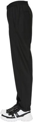 Neil Barrett Pinstripe Stretch Cotton Pants