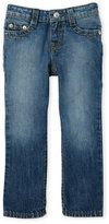 True Religion Boys 4-7) Straight Fit Jeans