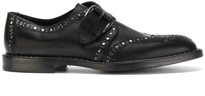 Dolce & Gabbana monk strap shoes