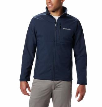 Columbia Men's Ascender Softshell Jacket Water & Wind Resistant