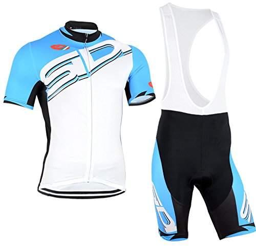 ETBO 2015 Pro Tea Cycling Jersey Set Short Sleeve Shirts tops and Bib Shortsountain Bike Clothes