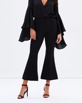 Shona Joy Sherry Cropped Flares