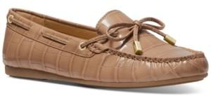 Michael Kors Michael Sutton Moc-Toe Flats Women's Shoes
