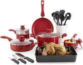 JCPenney Philippe Richard 21-pc. Aluminum Cookware Set