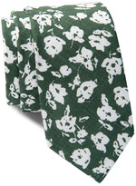 Original Penguin Rennie Floral Tie