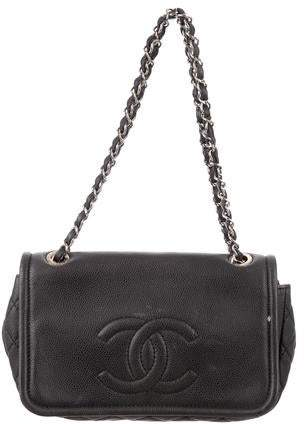 Chanel Medium Caviar Timeless Flap Bag