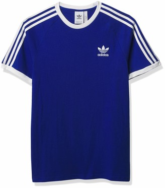 adidas mens 3-stripes Tee T Shirt