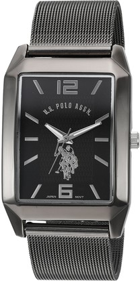 U.S. Polo Assn. Classic Men's Quartz Metal and Alloy Watch