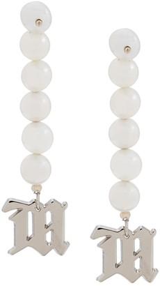 Misbhv Majorica-pearls drop earrings