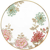 Lenox Marchesa by Painted Camellia Vintage Floral Gold Bone China Dinner Plate