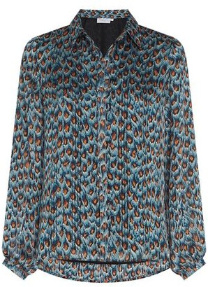 Fabienne Chapot - Frida Blouse Peacock Party - 34/xsmall