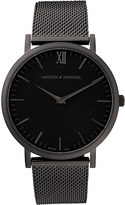 Larsson & Jennings CM Black PVD-plated watch