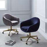 west elm Alys Swivel Office Chair