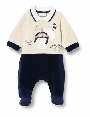 Chicco Baby Boys' Tutina Con Apertura Frontale Toddler Sleepers