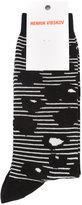Henrik Vibskov Bloom socks - men - Cotton/Polyamide/Spandex/Elastane - One Size