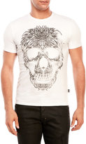 Just Cavalli Printed Short Sleeve T-Shirt