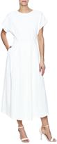 Blaque Label Whiteout Flare jumpsuit