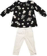 Carter's 2-Piece Floral Top And Leggings Set