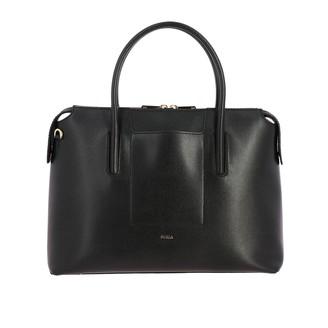 Furla Handbag Ares Bag In Textured Leather