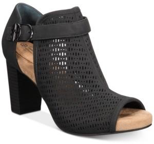 Giani Bernini Jaccee Memory-Foam Perforated Shooties, Created for Macy's Women's Shoes