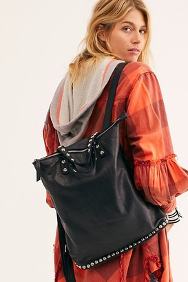 Fp Collection Ellie Leather Studded Backpack