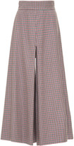 Luisa Beccaria Wide Legged Cropped Trousers