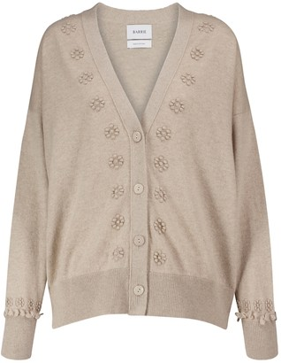 Barrie Cashmere cardigan