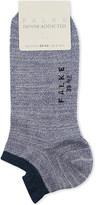 Falke Denim trainer socks