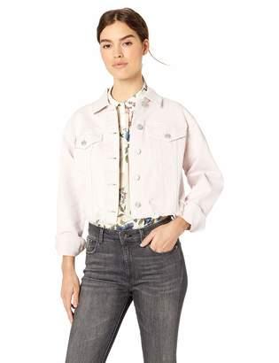 Skinny Girl Skinnygirl Women's Crop Denim Jacket