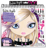 Fashion Angels Makeup & Hair Design Sketch Portfolio