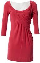 Vivienne Westwood Pink Cotton - elasthane Dress for Women