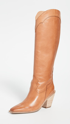 Sigerson Morrison Ferry Square Toe Boots