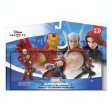 Disney Infinity 2.0- Avengers Pack