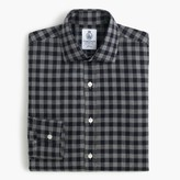 J.Crew CordingsTM for shirt in dark royal check
