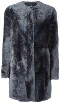 Drome panelled coat