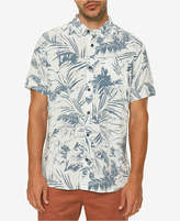 O'Neill Men's Ascher Tropical Button-Up Shirt