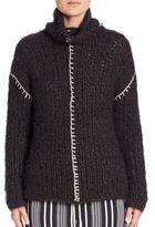 Altuzarra Turtleneck Long Sleeve Sweater