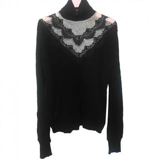 Giamba Black Wool Knitwear for Women