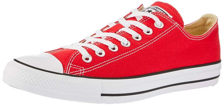 b042966506502 Chuck Taylor All Star Low Top Shoe, Black Monochrome, 5.5 M US