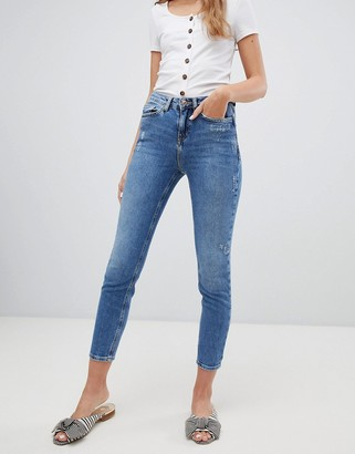 New Look relaxed skinny jeans