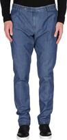 Incotex Denim pants - Item 42508627