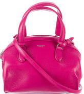 Rochas Patent Leather Satchel