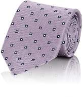 Fairfax Men's Diamond Silk Jacquard Necktie